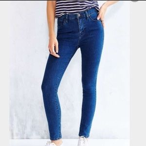 BDG urban Outfitters high rise twig ankle jeans 32